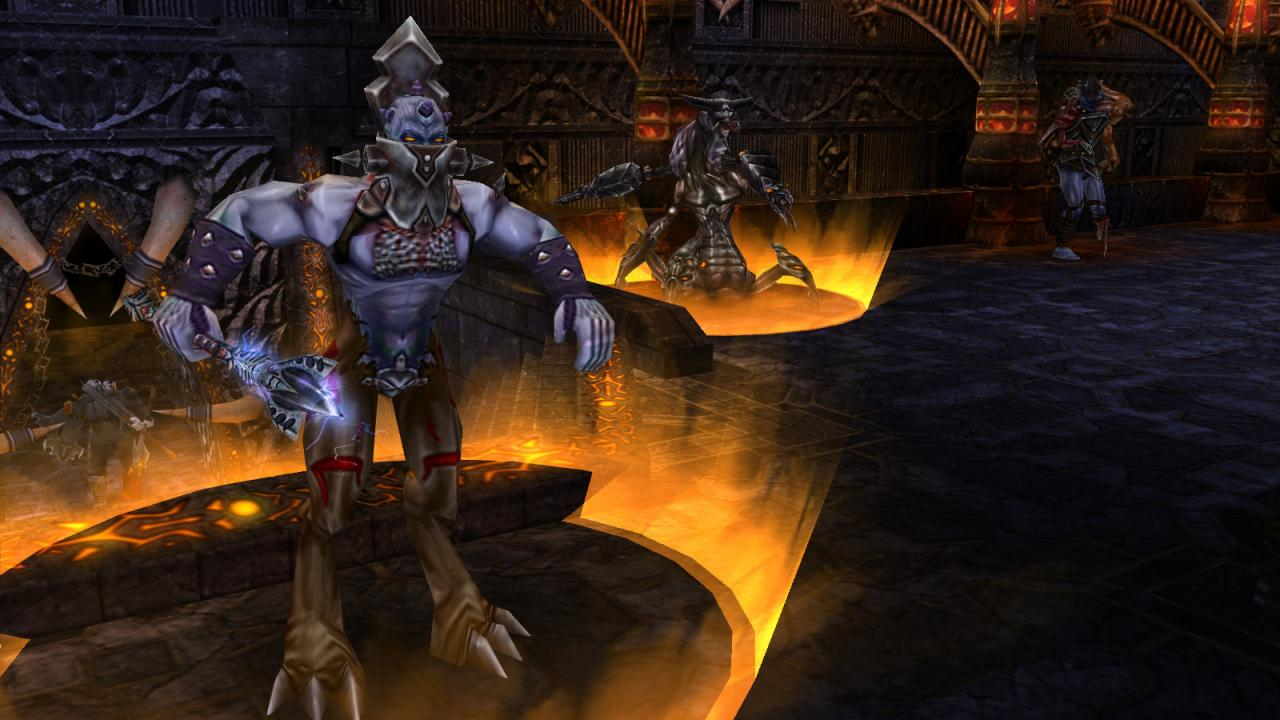 Dungeon siege 2 broken world
