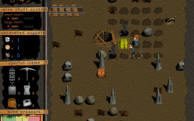 к игре Miner Madness