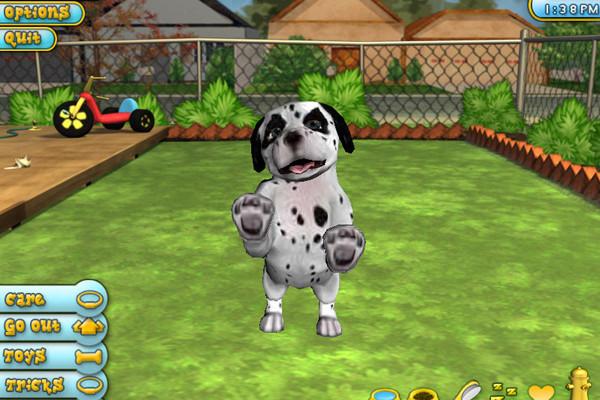 к игре Puppy Luv
