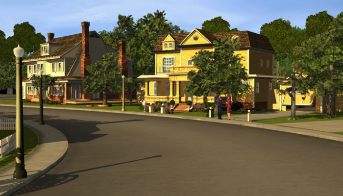 к игре Desperate Housewives: The Game