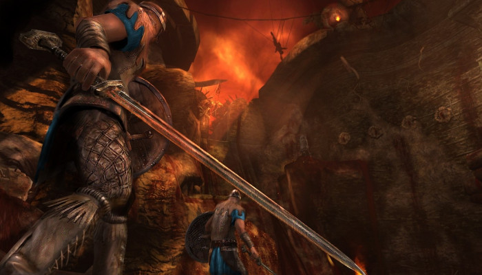 к игре Beowulf: The Game