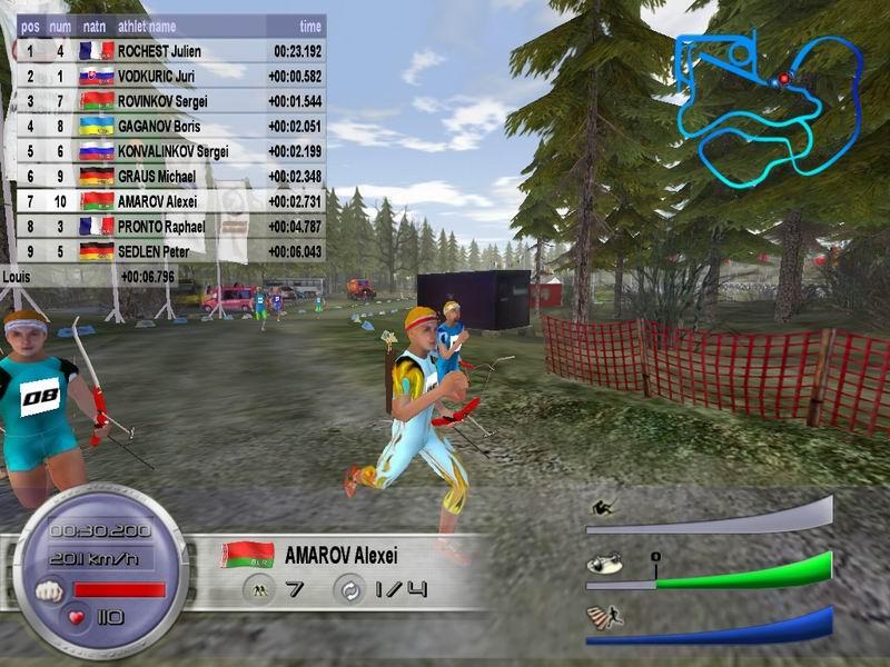 биатлон игры скачать через торрент - фото 6