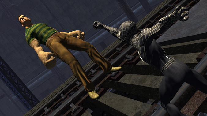 к игре Spider-Man 3: The Game