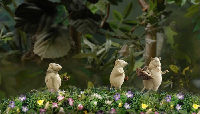 к игре Три маленькие белые мышки. Визит морской крысы