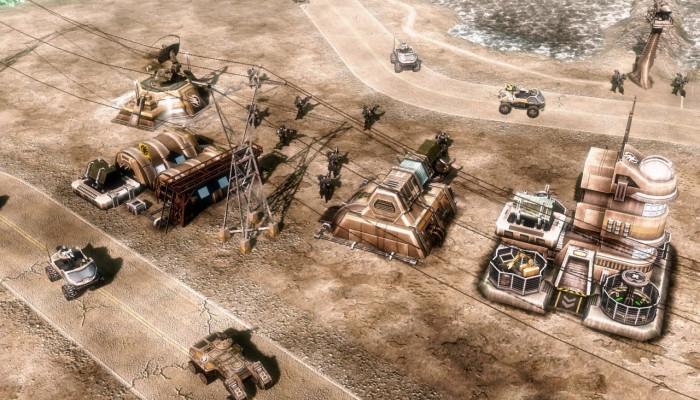Скачайте игры Command And Conquer 3 Tiberium Wars на Торрентино