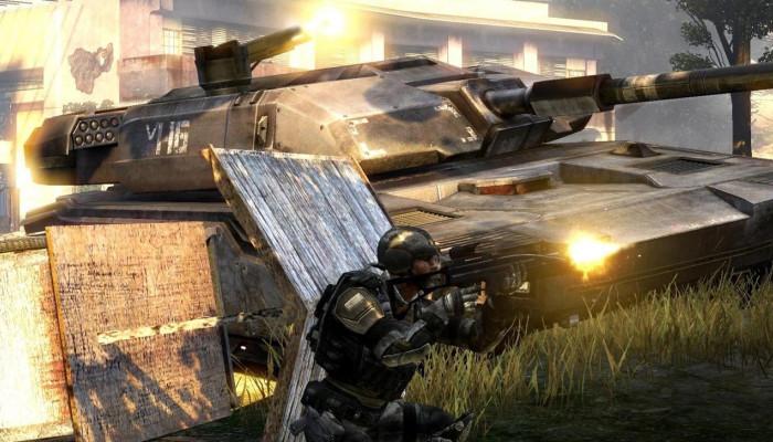 к игре Frontlines: Fuel of War