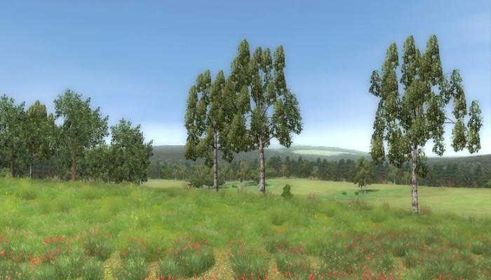 Скриншоты из игры Танки Второй мировой: Т-34 против Тигра