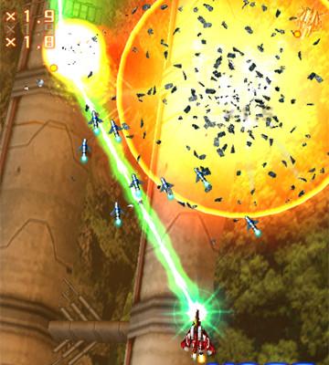 к игре Raiden 3