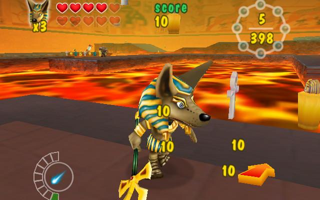 к игре Anubis 2