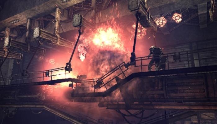 к игре Afterfall: Insanity