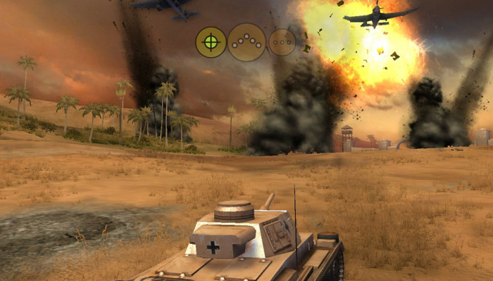 к игре Panzer Elite Action: Dunes of War
