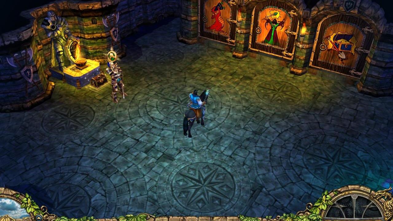 Игра Легенда о Рыцаре Прохождение