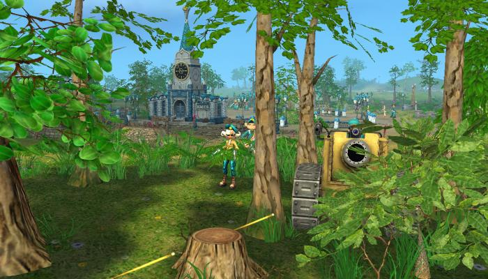 к игре Jagged Farm: Birth of a Hero