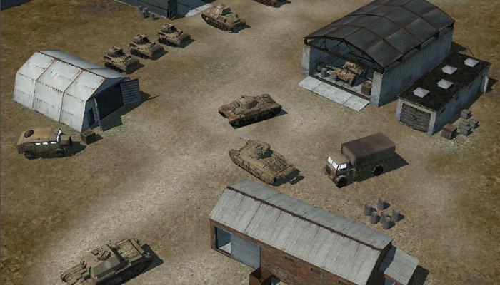 к игре Противостояние 5: Война, которой не было