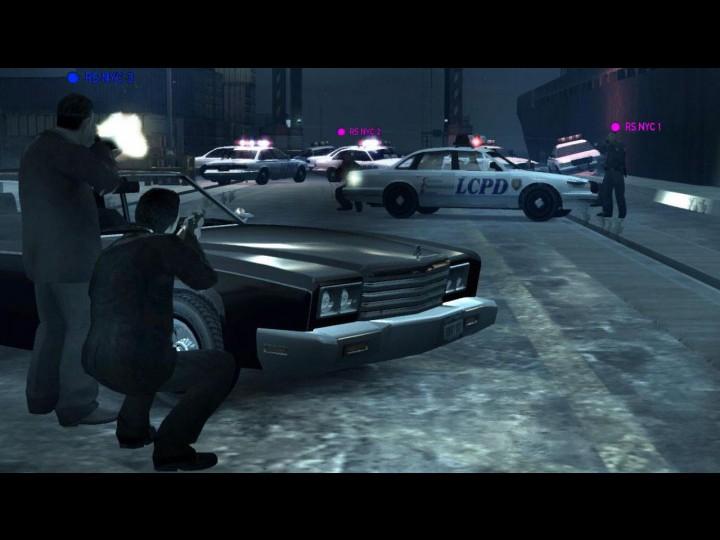 Grand Theft Auto Iv (2008) + Crack (рабочий!), Action / Racing (Cars) / 3D