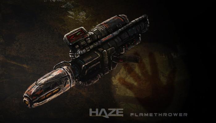 к игре Haze