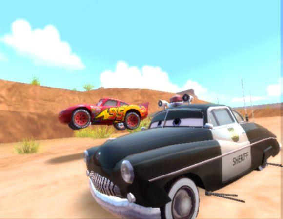 Cars Video Game скачать торрент - фото 8