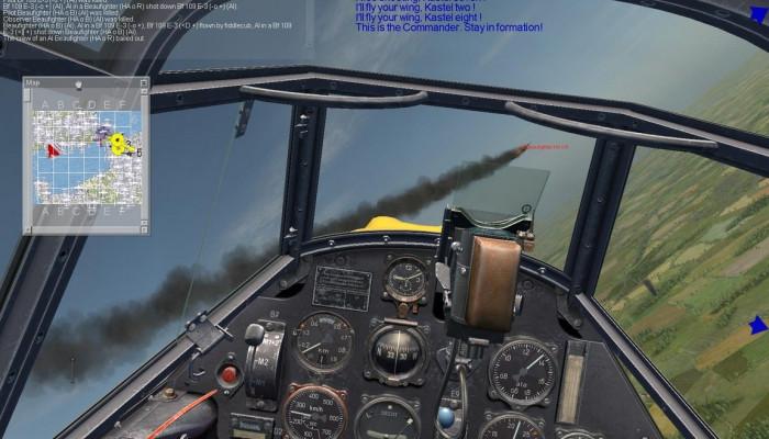 к игре IL-2 Sturmovik: Cliffs of Dover