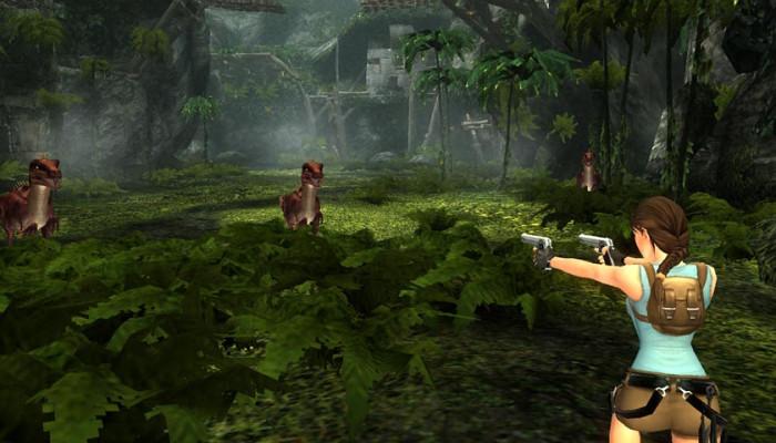 к игре Tomb Raider: Anniversary
