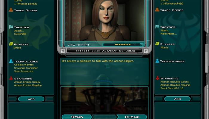 к игре Galactic Civilizations 2: Dark Avatar