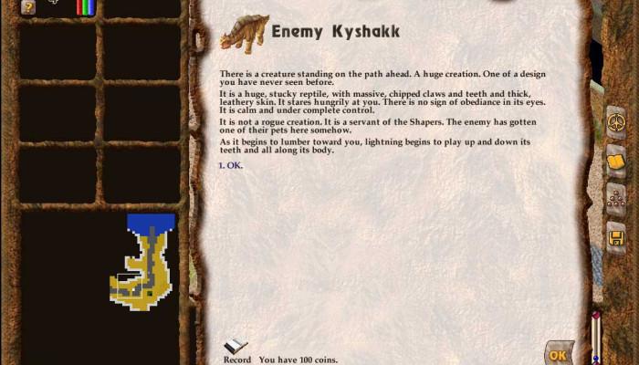 к игре Geneforge 4: Rebellion