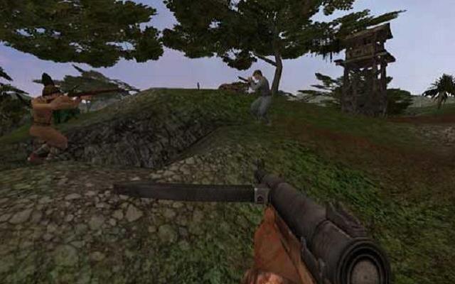 к игре World War II Combat: Iwo Jima