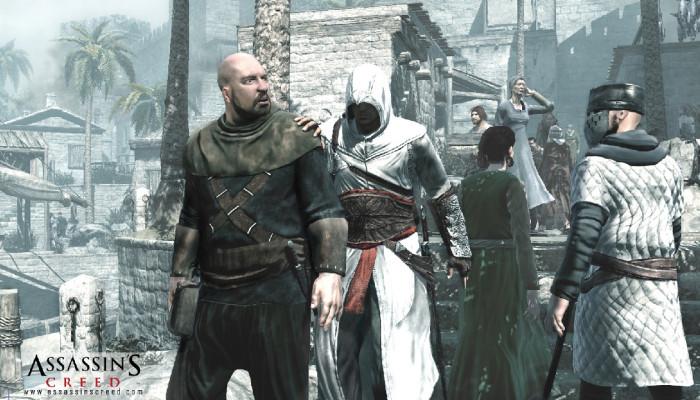 к игре Assassin's Creed