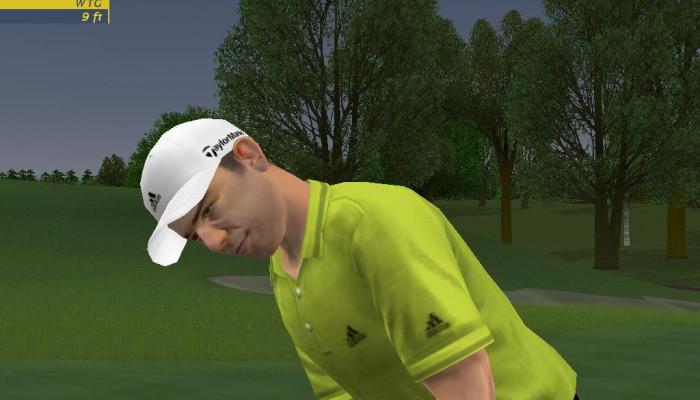 к игре ProStroke Golf: World Tour 2007