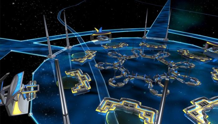 к игре ThreadSpace: Hyperbol