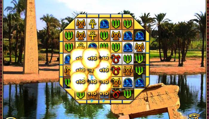 к игре Treasure Pyramid