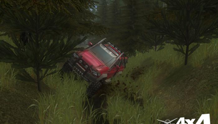 к игре UAZ 4X4 Racing