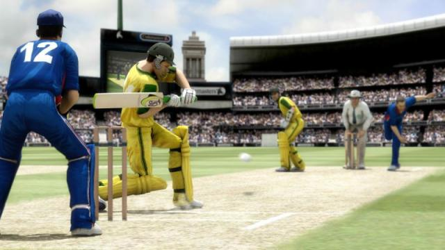 к игре Brian Lara International Cricket 2007