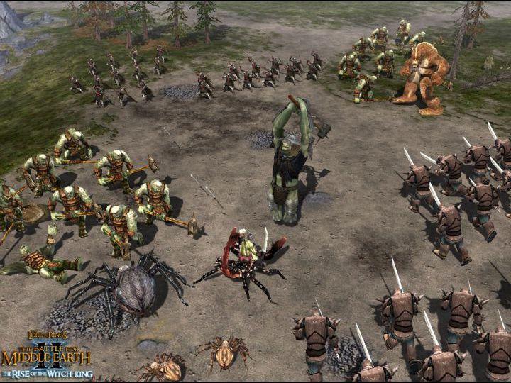 властелин колец битва за средиземье