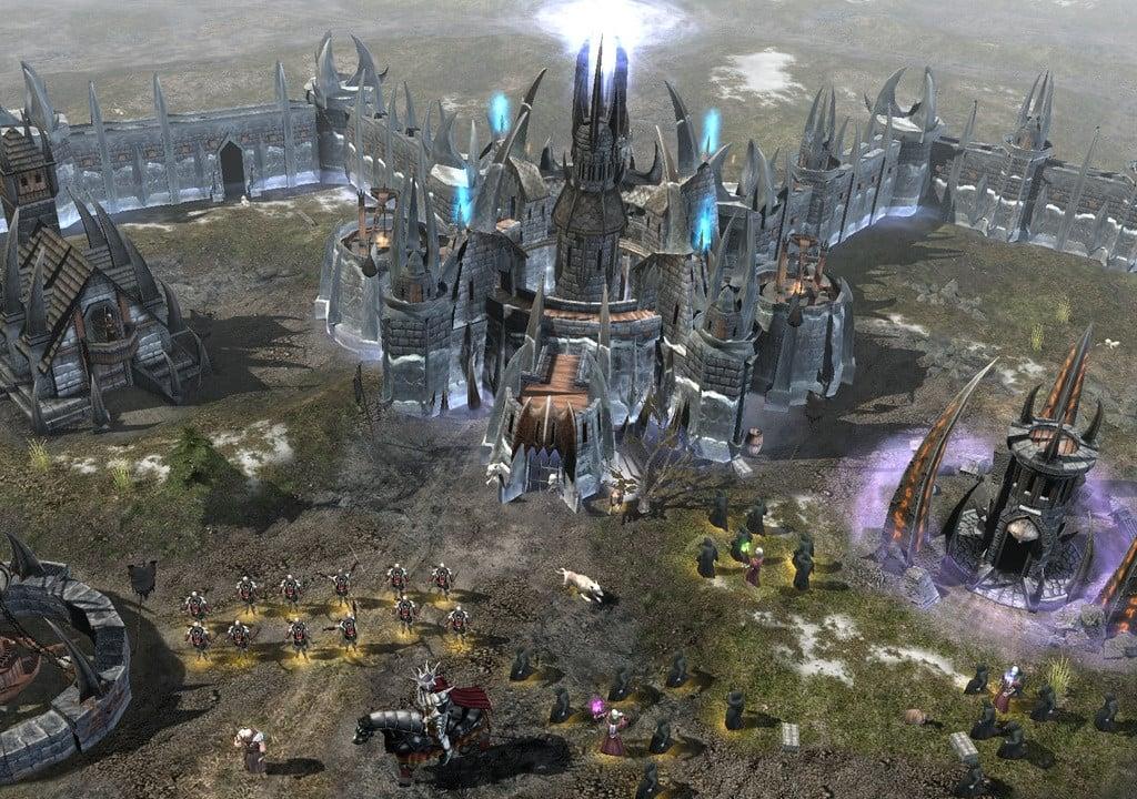 скачать игру скачать битва за средиземье 2 под знаменем короля