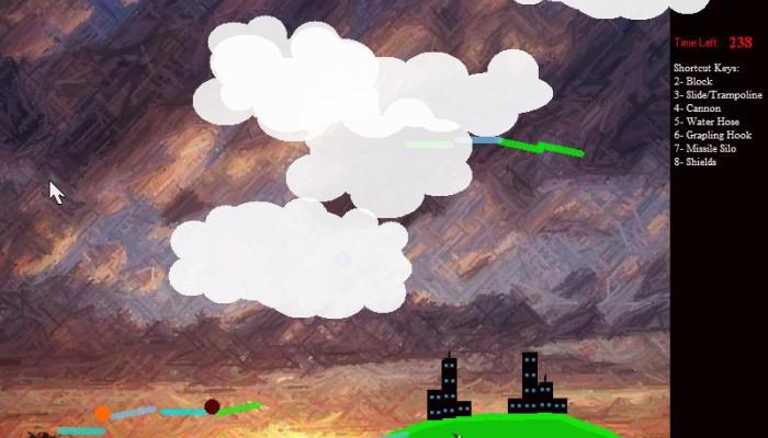 к игре Meteor Mayhem