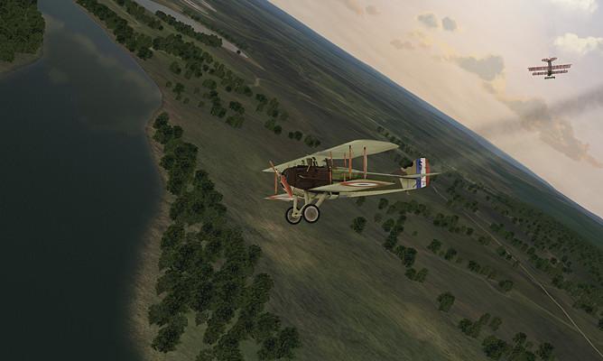 к игре Rise of Flight