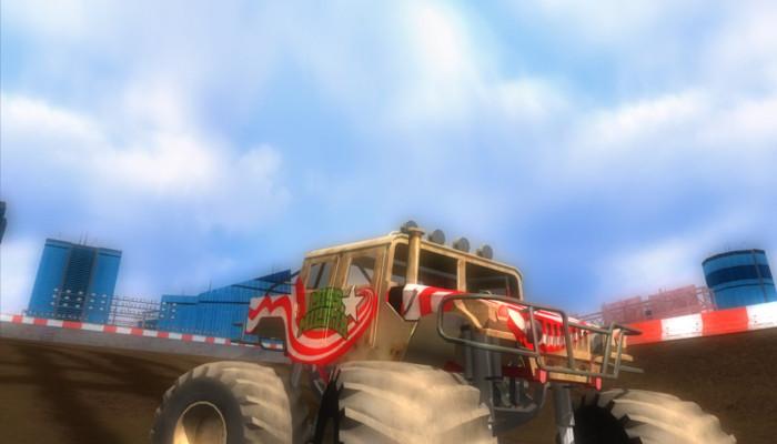 к игре Monster Truck Maniax
