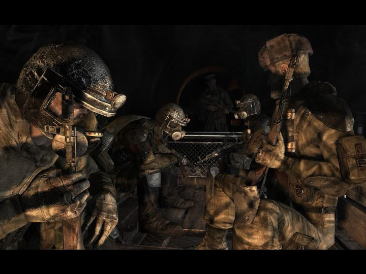 Ссылка на запись Первые скриншоты с игры МЕТРО 2033. big_metro2033.