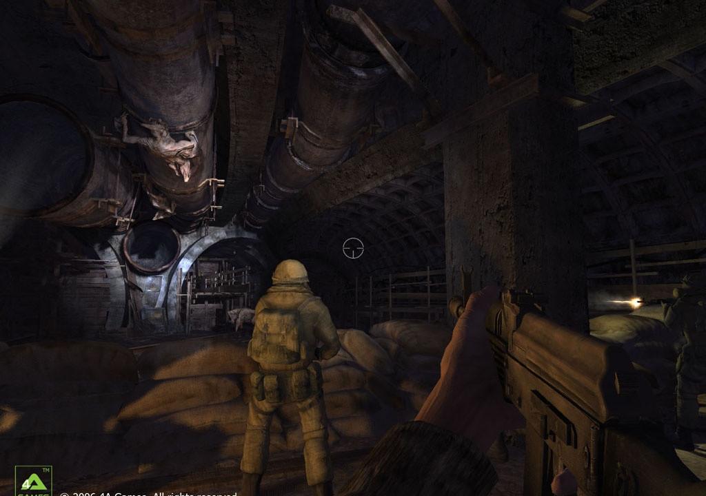 скачать игру метро 2033 с официального сайта - фото 2