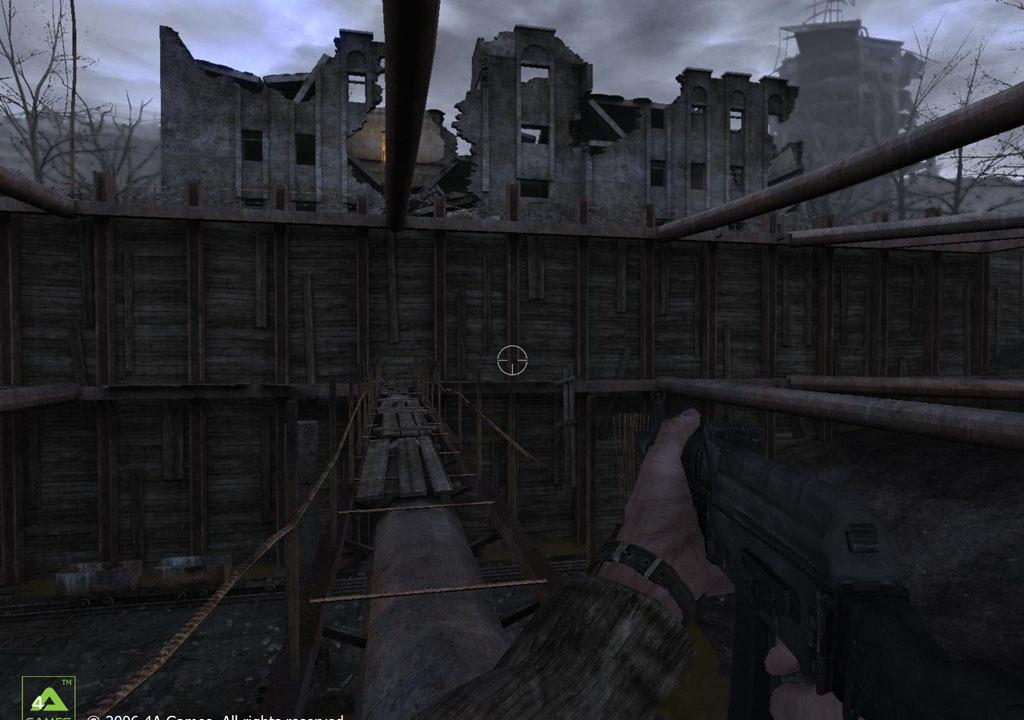 скачать игру метро 2033 с официального сайта - фото 7
