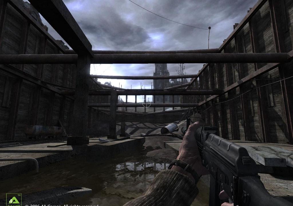 скачать игру метро 2033 с официального сайта - фото 6