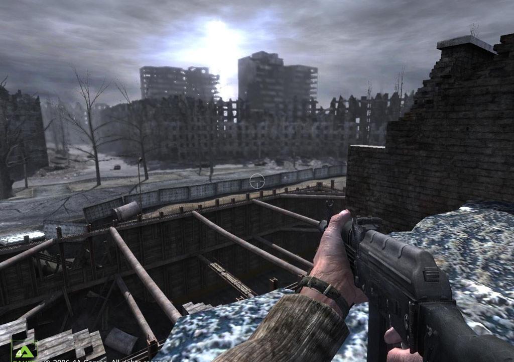 скачать игру метро 2033 с официального сайта - фото 11