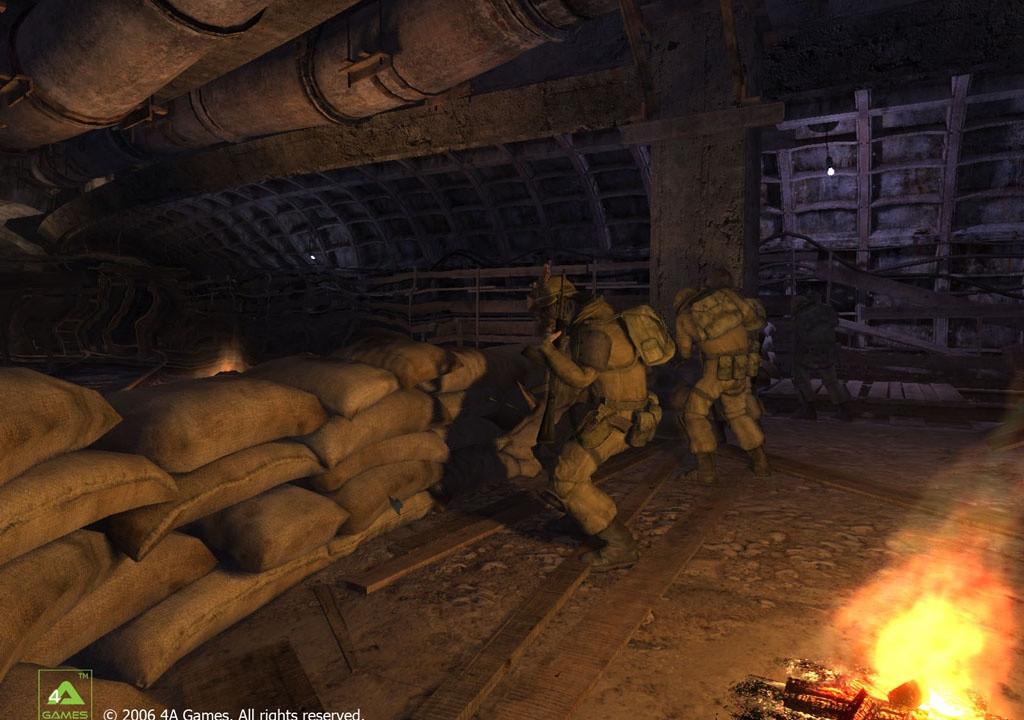 скачать игру метро 2033 с официального сайта - фото 5