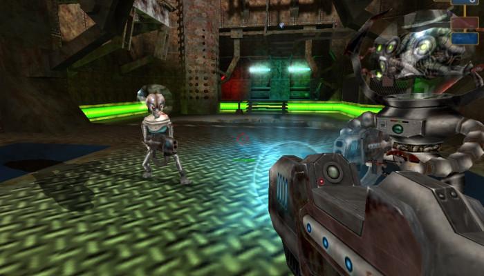 к игре Alien Arena 2007