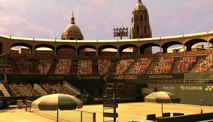 к игре Virtua Tennis 3