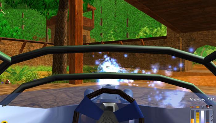 к игре HyperBall Racing