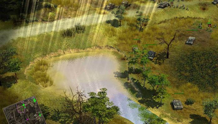 к игре Frontline: Fields of Thunder