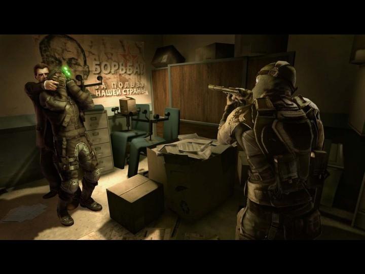 Splinter Cell: Conviction вышла на Xbox 360 и ПК. Новые кооперативные карт