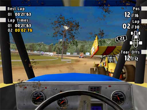 к игре Sprint Cars: Road to Knoxville
