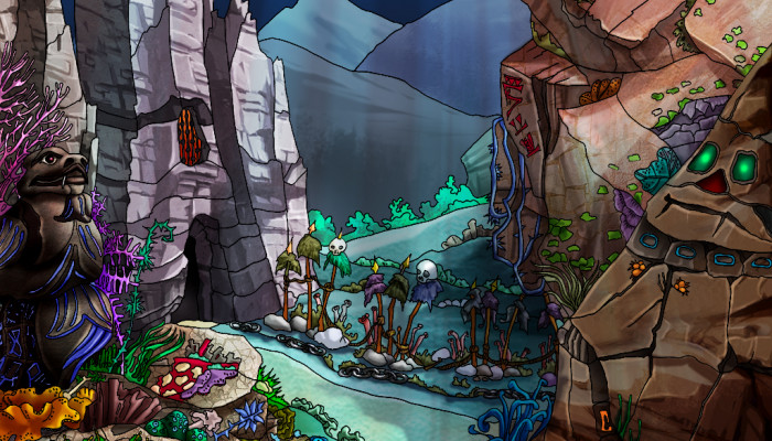 к игре Русалочка: Волшебное приключение